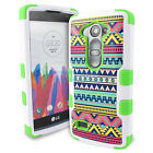 FOR LG PHONE MODELS G STYLO SHOCK PROOF TUFF RUGGED CASE PROTECTIVE COVER+STYLUS