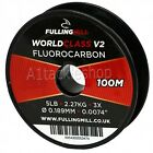 100m Fulling Mill  Fluorocarbon Fly Fishing Leader / Tippet Line