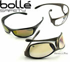 Lot 3 Safety glasses Bollé Safety SPIDER driving sport moto soleil bike