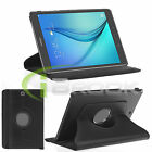 """Rotating PU Leather Case Stand Cover For Samsung Galaxy Tab A 9.7"""" T550 New"""