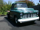 Chevrolet+%3A+Other+Pickups+Base+1955+chevrolet+2+nd+series+1+ton+flat+bed+truck