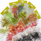 Veniard 19mm Super Stretch Hackle Fly Tying and Craft Material