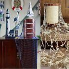 Fashion Decorative Fishing Net Beach Scene Party Decoration Mediterranean Style