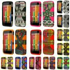 For Motorola Moto G Design Dynamic Slim Dual Layer Hybrid Hard Skin Case Cover