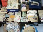 ☆ Stamp Collection Grab Bag Lot! Early US World FDC Mint ☆ 400+ Stamps!