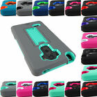 LG PHONES G STYLO LS770 HYBRID IMPACT CASE PROTECTIVE ARMOR STAND COVER+STYLUS