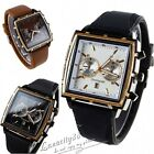 Luxury Stainless Steel Analog Date Chronograph Men Wrist Watch relogio masculino