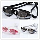 New 2015 Anti-Fog Swim Eyewear Men and women Unisex Coating Swimming Goggles