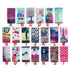 For Multi Phone Universal Chic Synthetic Leather Card Fold Shockproof Case Cover