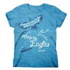 Kerusso Wings like Eagles Christian Missy T-shirt