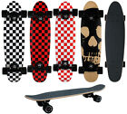 PRO CRUISER Complete Skateboard 7 X 27in with 59mm Wheels - Multiple Graphics