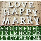Wood Wooden Letter Bridal Wedding Party Birthday Xmas Home Garden Decoration