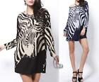 AU SELLER Women's Knitted Loose Pullover Casual Sweater Jumper Blouse Top T139