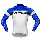 Sobike- NENK COOREE Blue Cycling Long Jersey long Sleeves