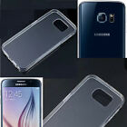 Samsung Galaxy S6 Silicone Soft Gel Case Slim Fit 0.3MM TPU Back Cover New UK