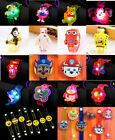 1pc Flash LED Light Glow Bracelet Kids Costumes Toy Birthday Halloween Xmas Gift