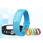 Smart Wristband Watch Pedometer Sleep Walking Sports Fitness Tracker Bracelet