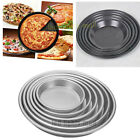 5-10 Inch Non-Stick/Aluminum Round Pizza Pan Cake Oven Baking Mold Tray Tools #F
