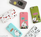 Moomin iPhone 6 Soft Phone Case Mobile Cover Cute Skin Pouch 70th Anniversary LE