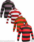 New Men's Stripe Knitted Jumpers Top Casual wears Sweater Top