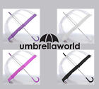 Budget Dome Umbrella in Black, Pink, Purple or White Volume/single Purchase
