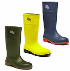 New Mens Dickies Landmaster Steel Toe Cap Safety Wellingtons Boots Polyurethane