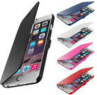 Hot New Magnetic Buckle Flip Case cover skin for iphone 6/plus Smartphone
