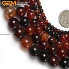 Natural Stone Genuine Dream Agate Onyx Gemstone Beads For Jewelry Making 15""