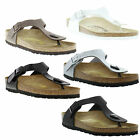 New Birkenstock Gizeh Womens Flip Flop Sandals Ladies Shoes Size UK 4-8