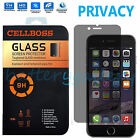 Premium Privacy Real Tempered Glass Film Screen Protector for iPhone 6 / 6 Plus