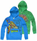 Boys Official Teenage Mutant Ninja Turtles Hoodie New Kids Tops Ages 3-8 Years