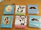 MINI MATCHBOOK NOVELTY EMERY/NAIL FILES - MANY STYLES AVAILABLE - U.K SELLER