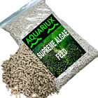 Aquariux supreme algae pellets fish food spirulina pellets aquarium feed