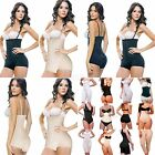 Vedette 126, Boxer Short Body Shaper, Black or Beige, Colombian Girdle