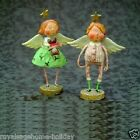 22842 Babes in Toyland Angel Lori Mitchell Christmas Figurine Holiday Decoration