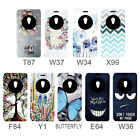 Art Flip PU Leather View Window Stand Skin Case Cover For Asus Zenfone 5 A501CG