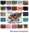 6/0 Toho Glass Seed Beads 10-Grams Choose Color NEW ARRIVALS