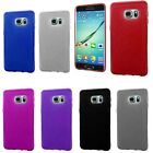 New Rubber Soft TPU Frost Phone Back Case Cover For Samsung Galaxy S6 Edge+ Plus