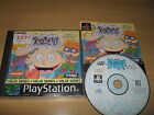 Rugrats Search For Reptar - PS1 Game Complete PAL Fast & Free UK Post