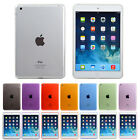 Ultra Slim Soft Silicone Protect Case Cover Skin for iPad 2 3 4 Mini Air Pro