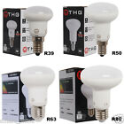 4 10x R39 R50 R63 R80 LED Reflector Light Bulb E14 E27 Warm Day White Reflectors
