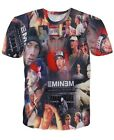Eminem Collage T-shirt # A082