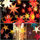 60cm Pentagram Lampshade Paper Star lantern Hanging Star Colourful Decoration