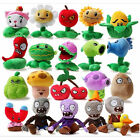 Plants vs Zombies 2 PVZ Figures Plush Baby Staff Toy Stuffed Soft Doll NEW