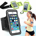 Premium Running Jogging Sports Gym Armband Case Holder for iPhone 5 5S 5C 6 4.7""