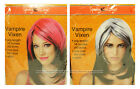 SPOOKY VILLAGE Adult Wig VAMPIRE VIXEN One Size Fits Most HALLOWEEN *YOU CHOOSE*