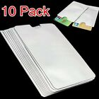 10/20/30PCS RFID Secure Protector Blocking Credit Card Sleeves Holder Case Hot