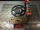 YAMAHA MT125 MT 125 ABS UPGRADE JT CHAIN AND SPROCKET S SET KIT 2015-