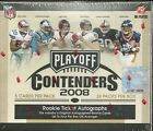 2008 Playoff Contenders Factory Sealed Football HOBBY BOX   Flacco & Ryan RC's ?