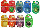*WELL AT WALGREENS* Flavored Sphere REVO Lip Balm/Gloss CARDED *YOU CHOOSE*